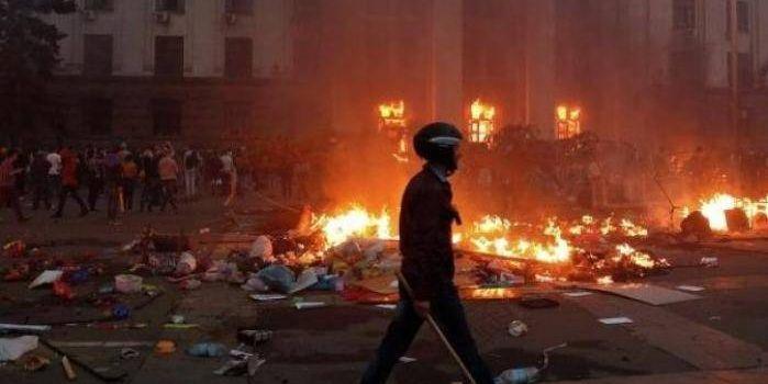 Il superamento del trauma: il 2 maggio a Odessa
