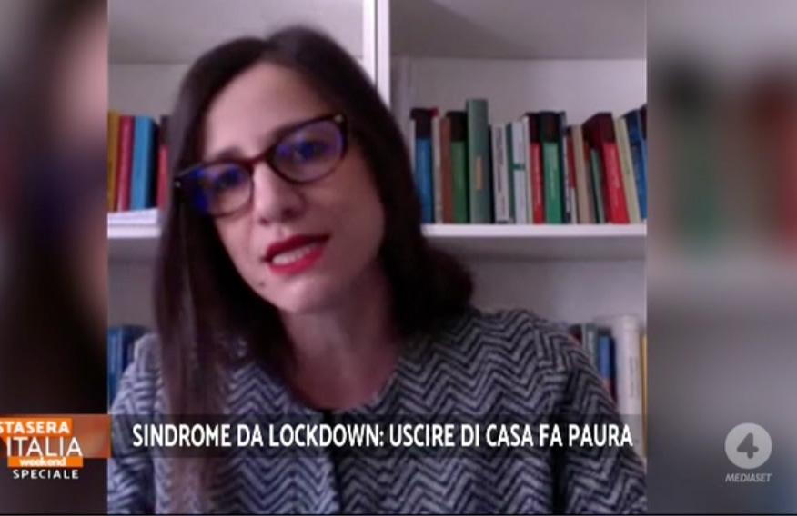 Intervista alla dott.ssa Sara Reginella in onda su Rete 4