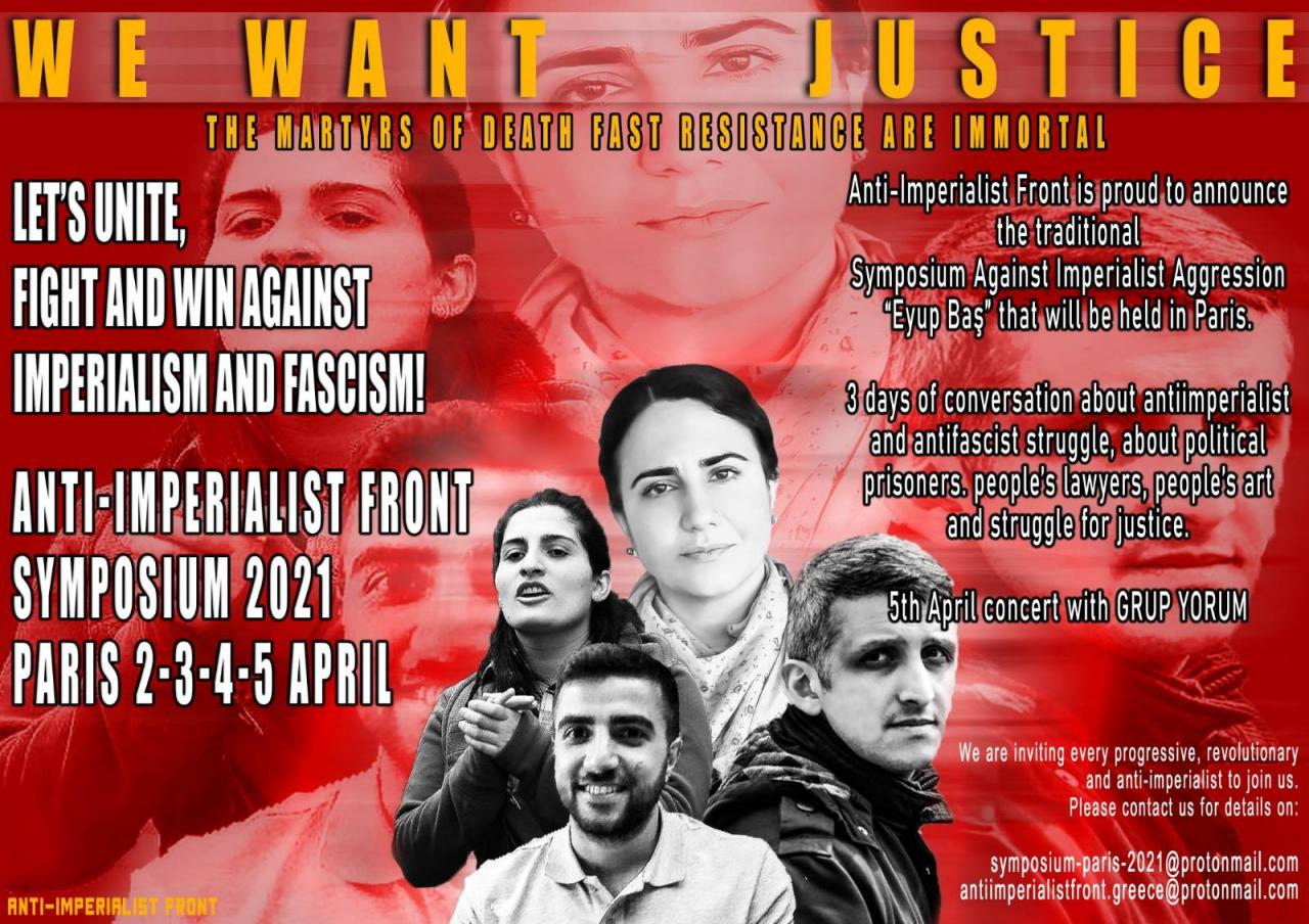 """""""We want justice"""""""